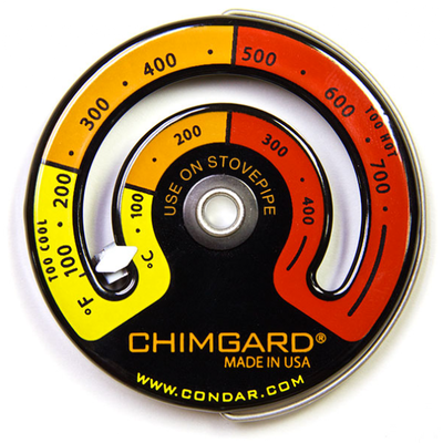 Chimguard Stove Pipe Thermometer