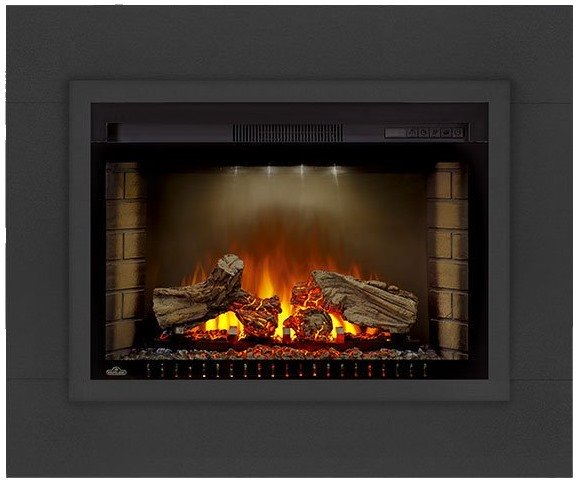 Napoleon 20 Inch Cinema 29 Built-In Electric Fireplace