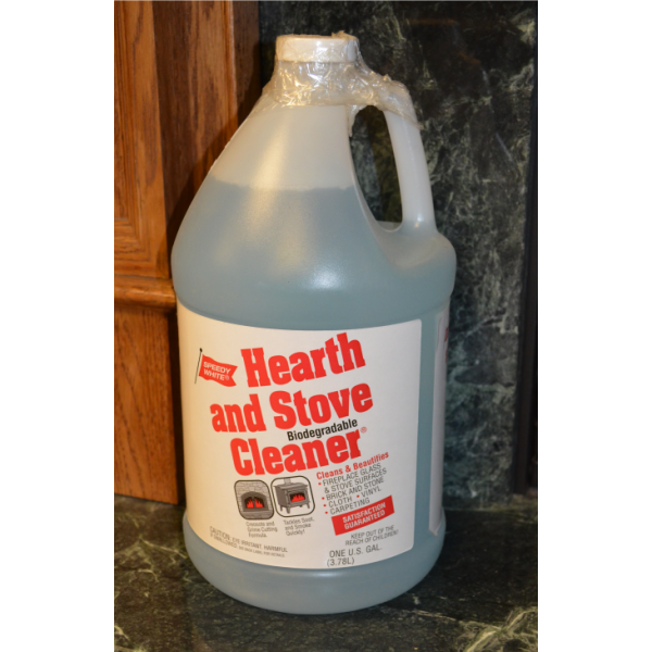 Speedy White Hearth And Stove Cleaner 22 Fluid Ounce