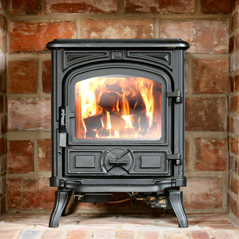 Wood Stove Glass R9 Replacement Pyroceram