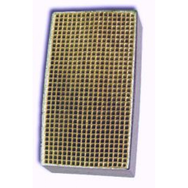 2 X 7 X 2 Inch Rectangular Canned Catalytic Combustor Cc 155