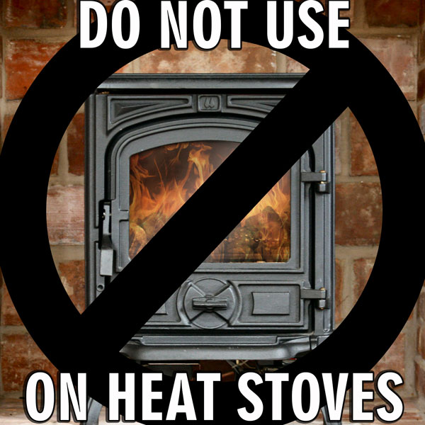 Heat Tempered Glass For Fireplaces Non Heater Rated