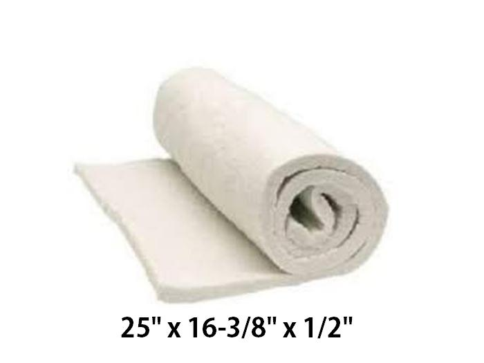 Insulation Blanket For Osburn Pl39047 Baffle Blanket