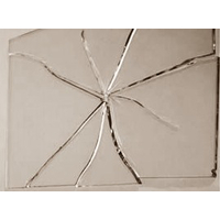 Pellet Stove Glass - Ceramic Replacement Glass