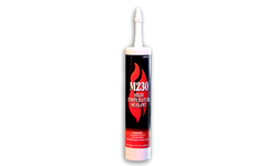 10.1 Fluid Ounce Charcoal Stove Bright M230 High Temp Sealant