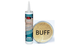 Buff Fireplace Mortar Caulking Catridge