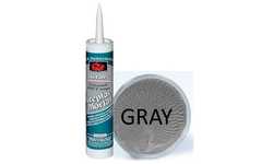Gray Fireplace Mortar