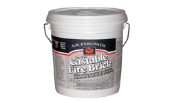 Castable Fire Brick Refractory Cement by A.W. Perkins