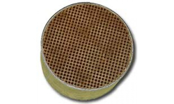 5.4 x 1.5 Inch Uncanned Catalytic Combustor CC-009