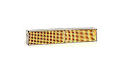2.5 x 13 x 2 Inch Rectangular Canned Catalytic Combustor CC-257