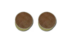 5.7 x 3 Inch Uncanned Catalytic Combustor CC-011 Set of Two