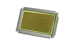 4 x 7 x 2 Inch Rectangular Canned Catalytic Combustor CC-551