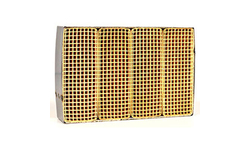 6.6 x 9.7 x 2 Inch Rectangular Canned Catalytic Combustor CC-610