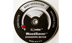 Woodsaver Stove Pipe Thermometer