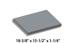 Baffle Board For Caddy By PSG & Drolet [21228]