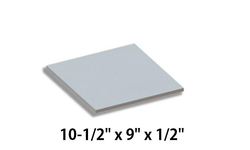 Baffle Board For Enviro [50-1146]