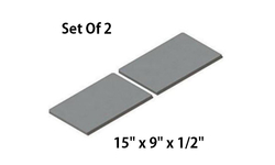 Set Of 2 Baffle Boards For Enviro [50-1147]