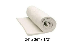"Universal Insulation Blanket For Quadra-Fire 24"" x 26"" x 1/2"" [832-3390]"