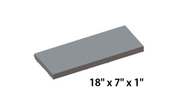 Baffle Board For Englander, Summers Heat & Timber Ridge 17 Series [AC-17RBT]