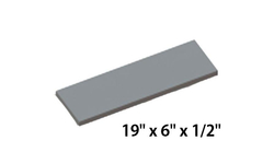 Baffle Board For Englander, Summers Heat & Timer Ridge 17 Series [AC-17URBVL]