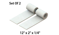Set Of 2 Insulation Blankets For Hearthstones Manchester 8360 [3120-363]