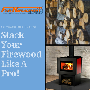 Stack Your Firewood Like A Pro!