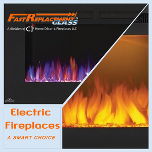 Electric Fireplaces: A Smart Choice!