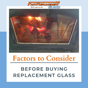 Factors to Consider Before Buying Replacement Glass