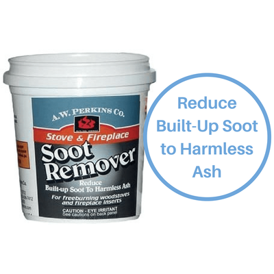 A.W. Perkins Stove And Fireplace Soot Remover